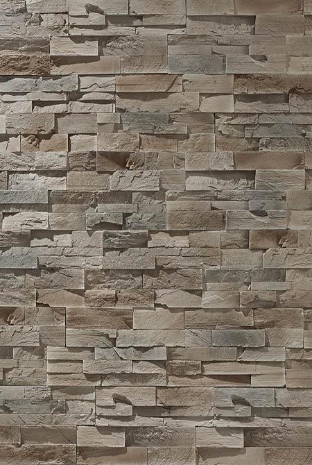 Pant de mur en pierre reconstituée acl royal