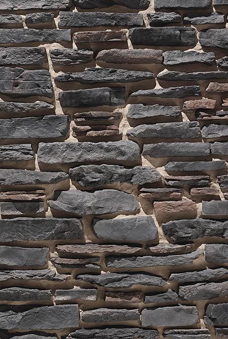 Pant de mur en pierre de parement acl teira