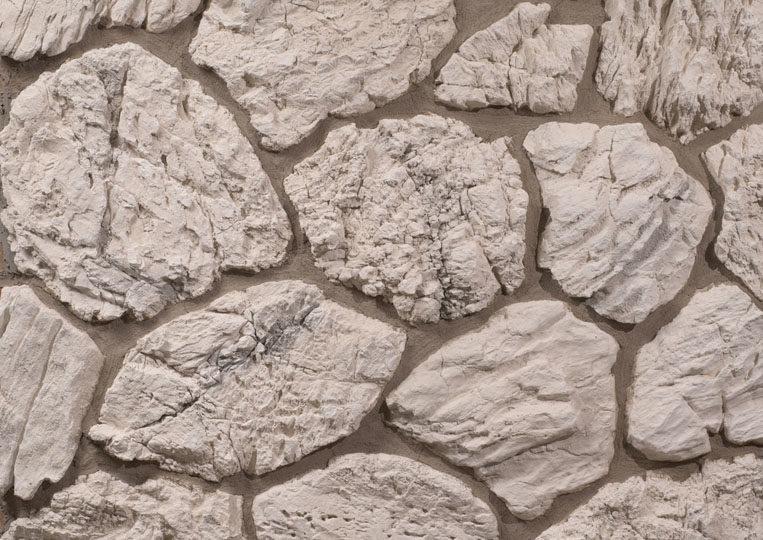 Pierre de parement mathios terra gris clair