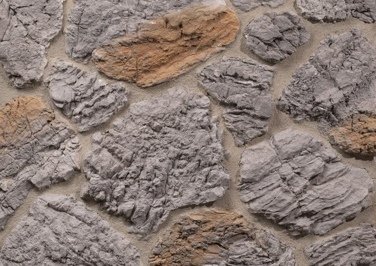 Pierre de parement mathios terra gris