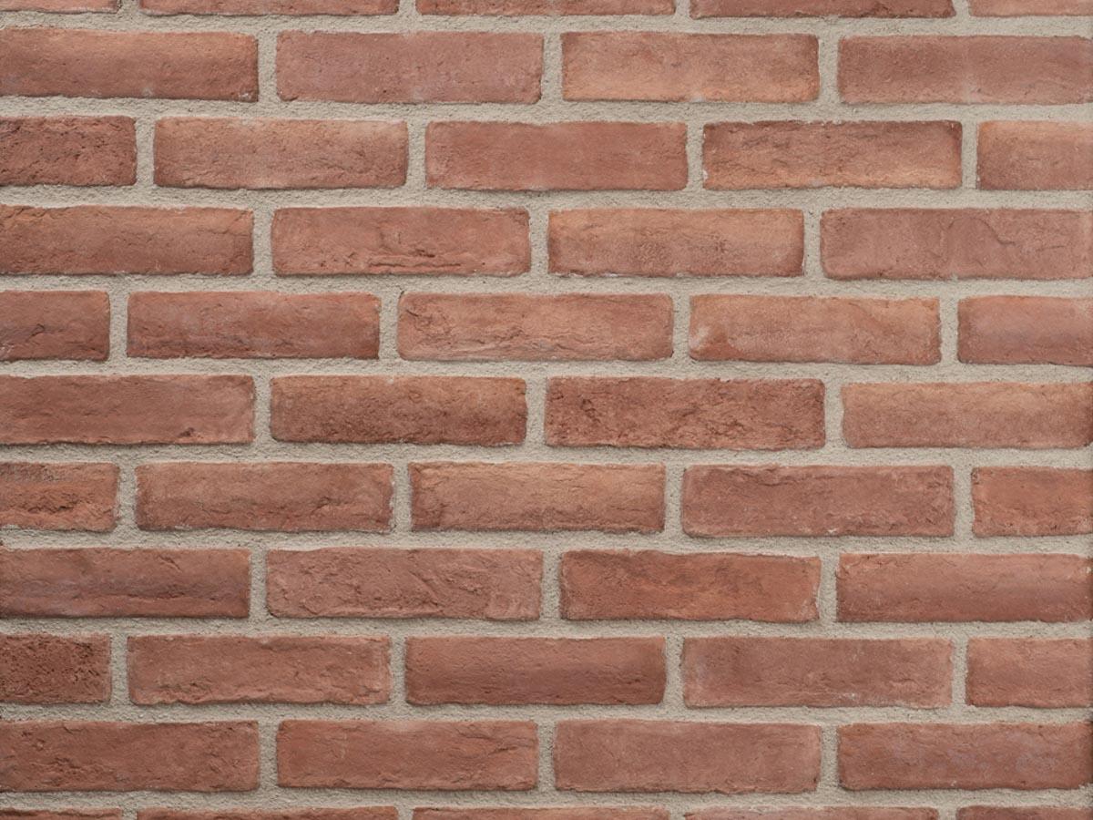 Mur en pierre reconstituée mathios masterbrick briquettes