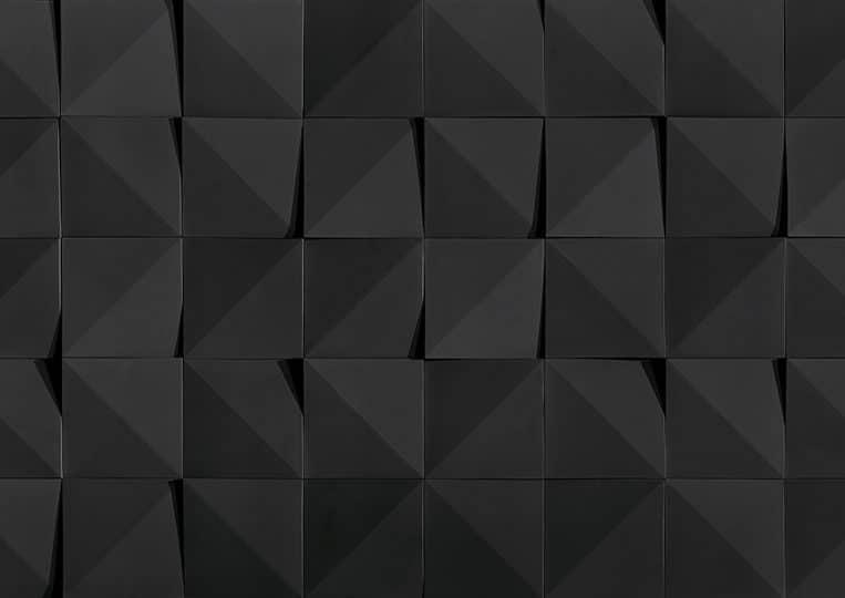 Pierre de parement acl vertices couleur noire