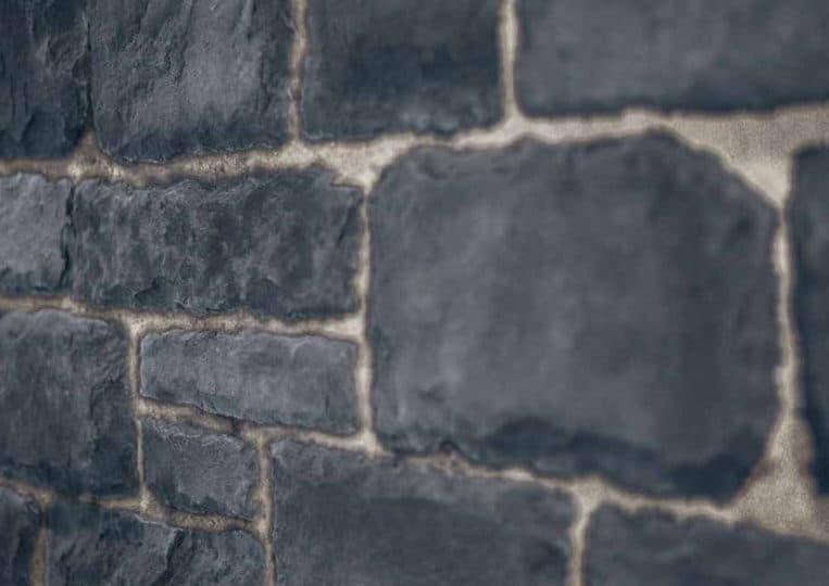 Mur en pierre reconstituée pietre d arredo granada pierre bleue