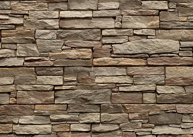 Mur en pierre reconstituée acl luna sable