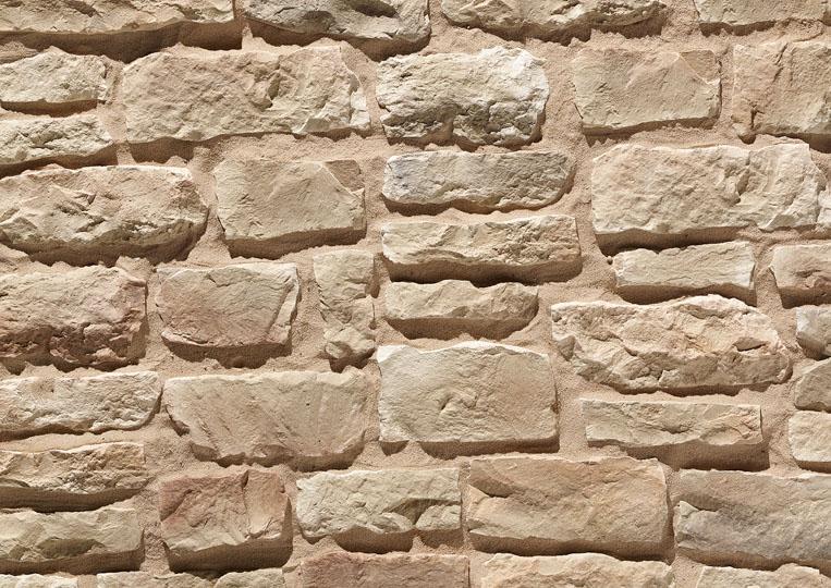 Pierre reconstituée acl marte couleur sable