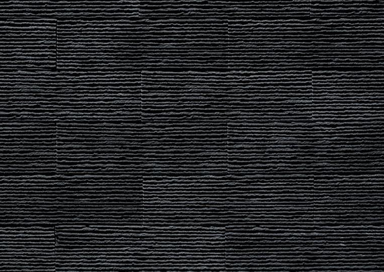 Pierre reconstituée acl riscado couleur noir