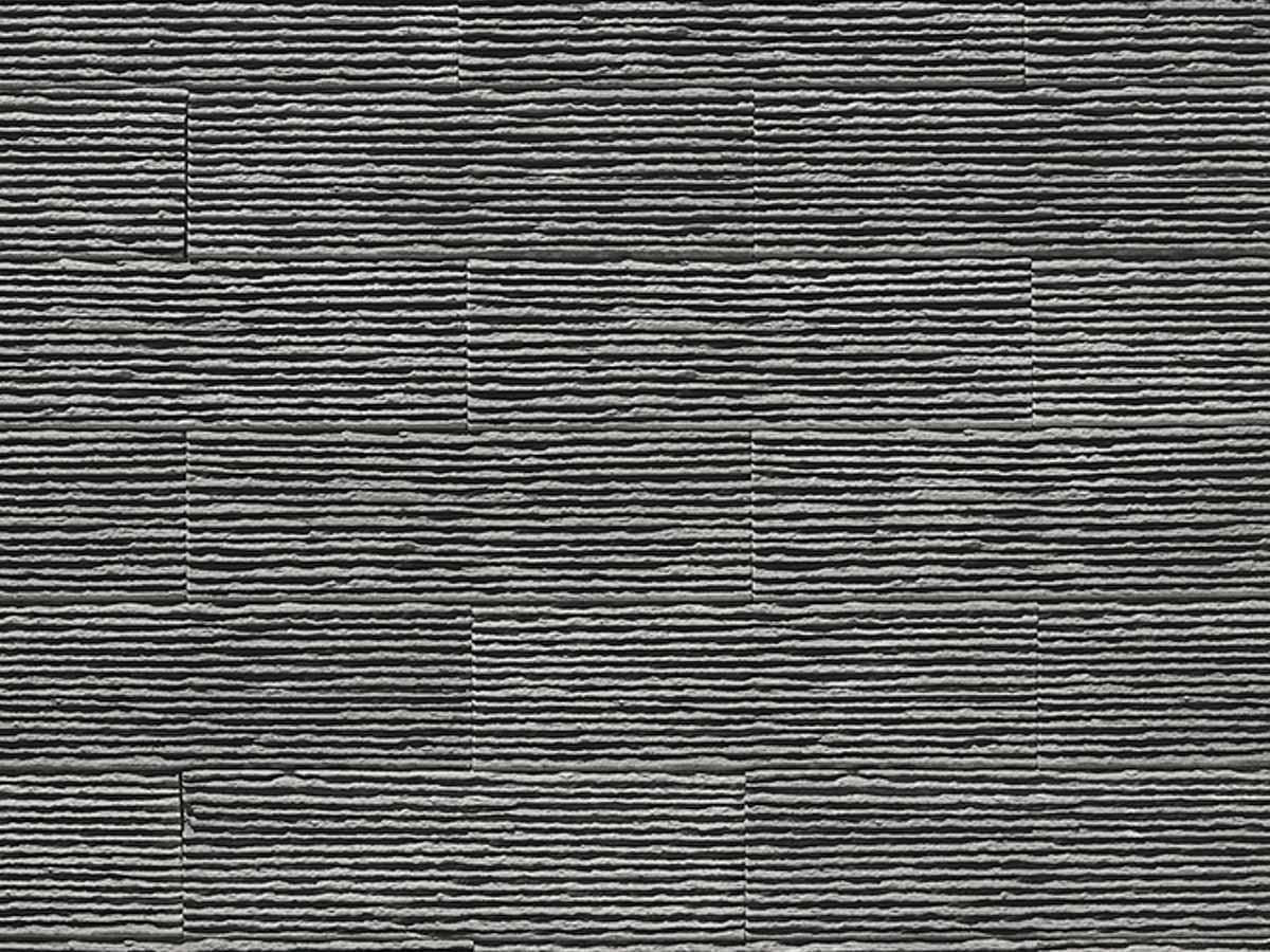 Pant de mur en pierre reconstituée acl riscado de couleur gris