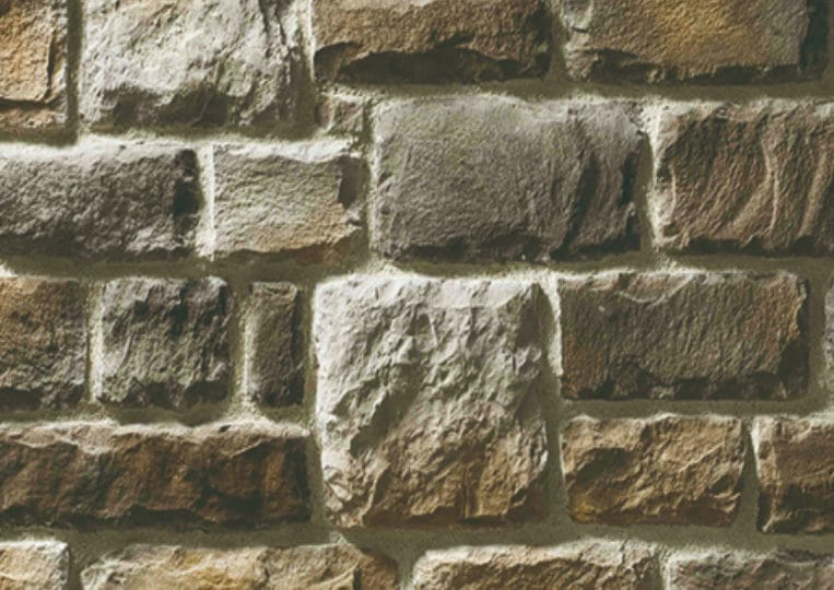 Pierre reconstituée pietre d'arredo granada grigio antico