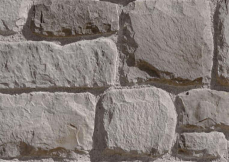 Pierre reconstituée pietre d'arredo granada grigio chiaro