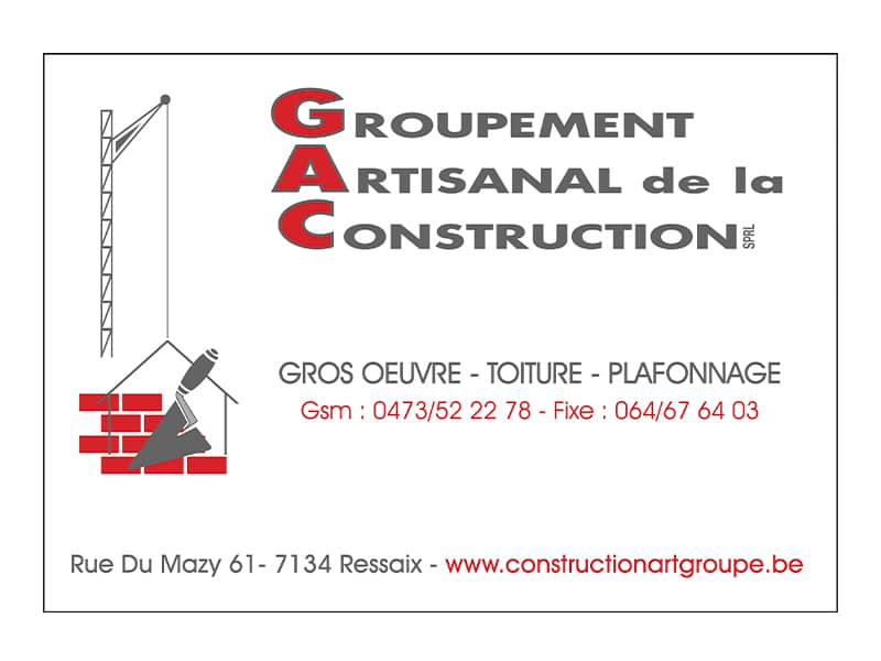 Groupement artisanal de la construction