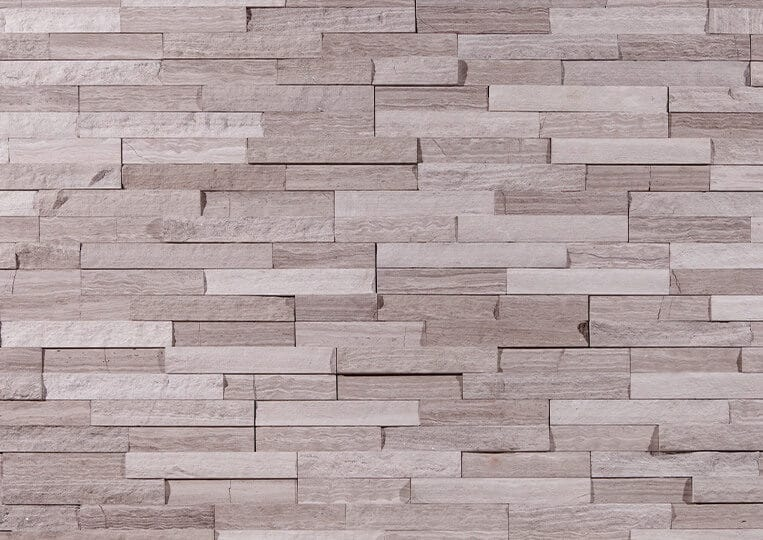 Mur en pierre naturelle Lithos cottage beige