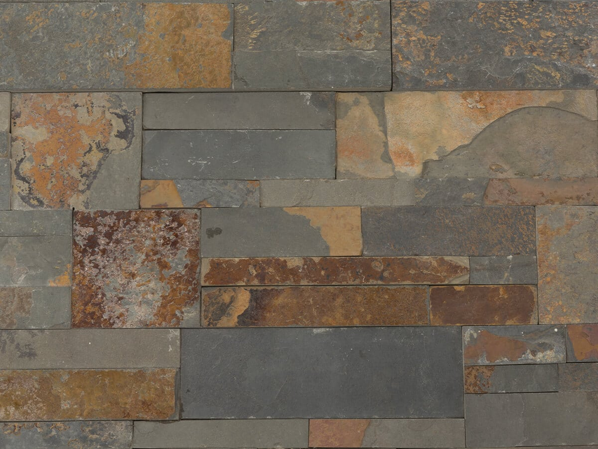 Pierre naturelle Lithos elegance multico
