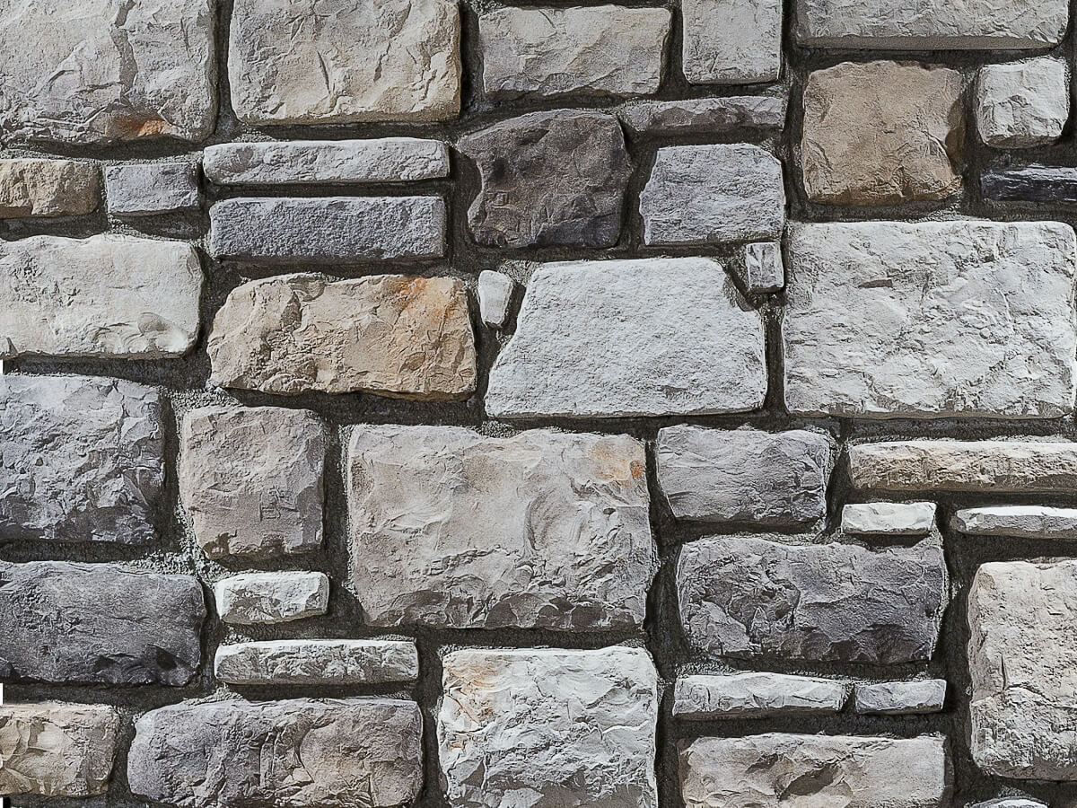 Mur en pierre de parement country stone arinna