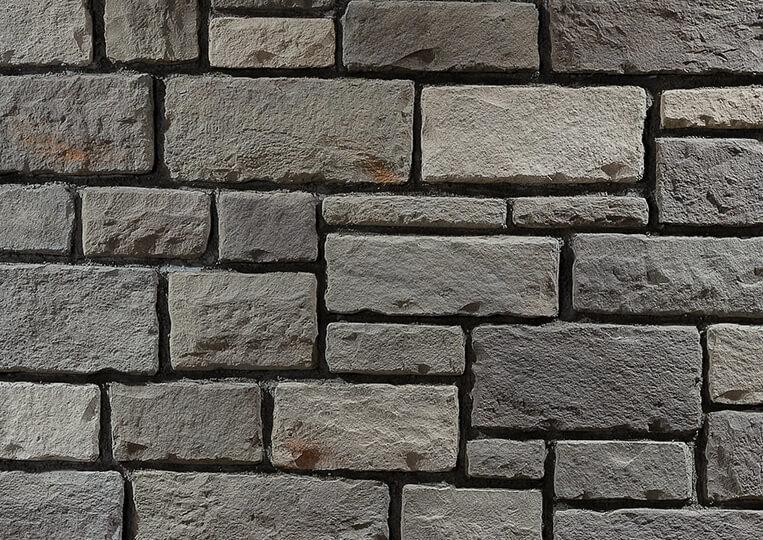 Mur en pierre reconstituée country stone kaunos defne
