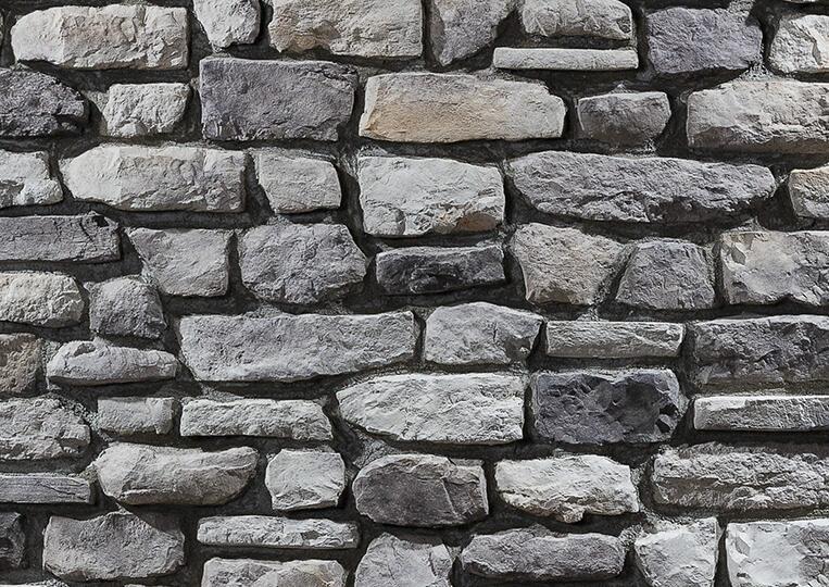 Mur en pierre reconstituée country stone mindos duman