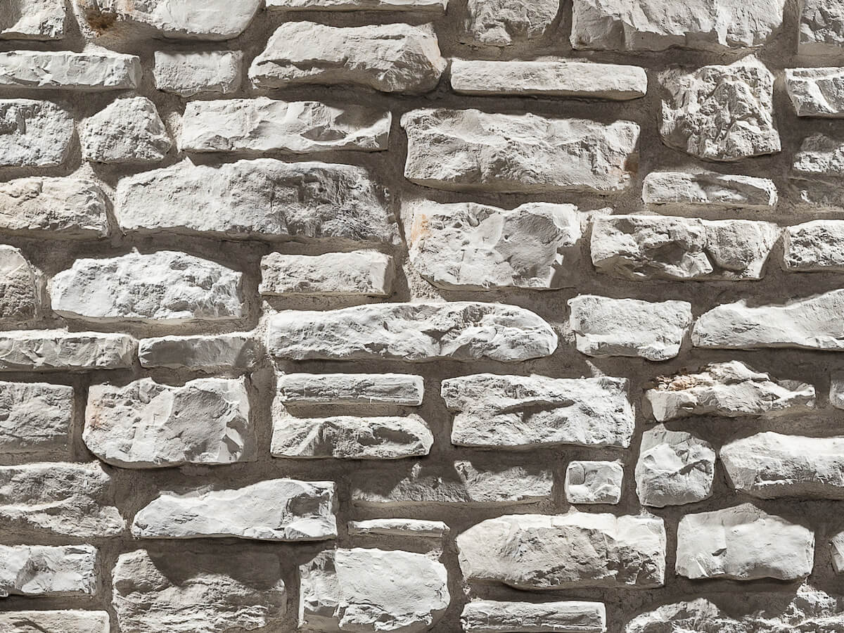 Mur en pierre de parement country stone mindos