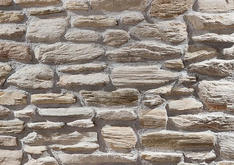Pierre reconstituée country stone pergamon sarha 2