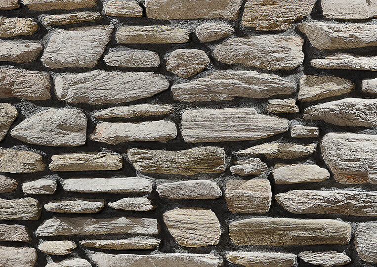 Pierre reconstituée country stone pergamon sarha
