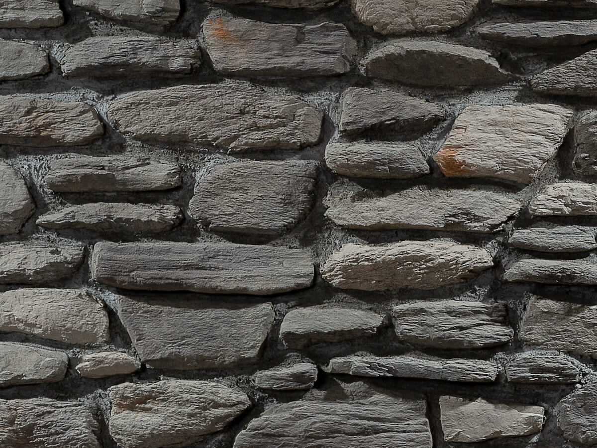 Mur pierre reconstituée country stone pergamon