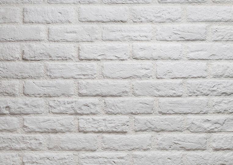 London blanco briquettes pierre reconstituée