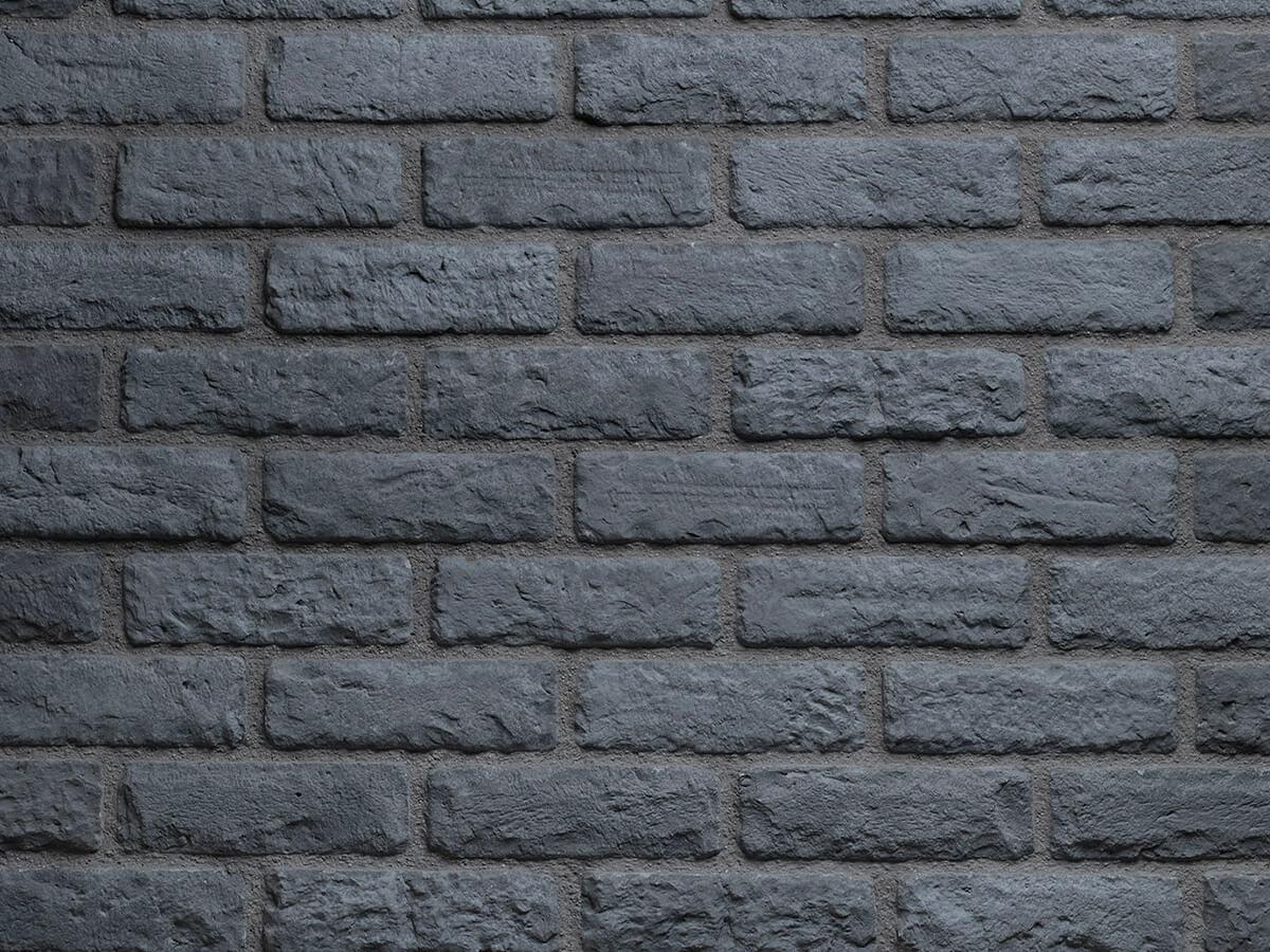 London briquettes pierre reconstituée
