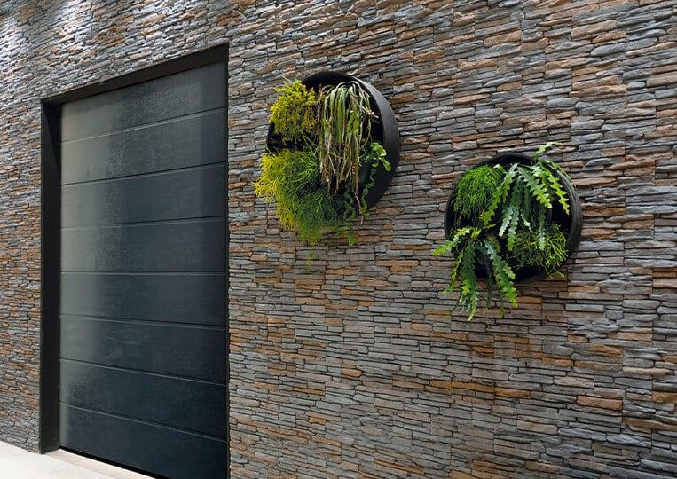 Mur en pierre de parement andorra