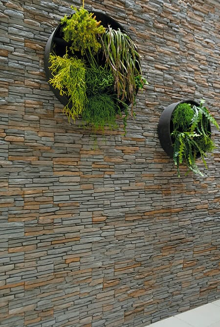 Pans de mur en pierre de parement andorra