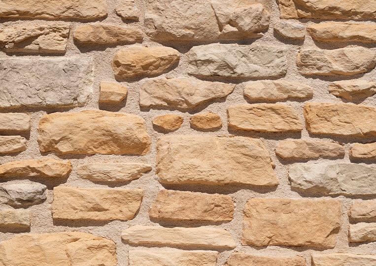 berna nuez pierre reconstituée avec joints