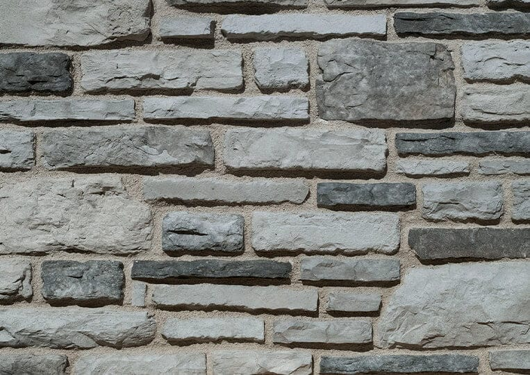 cerdena ceniza pierre reconstituée de parement