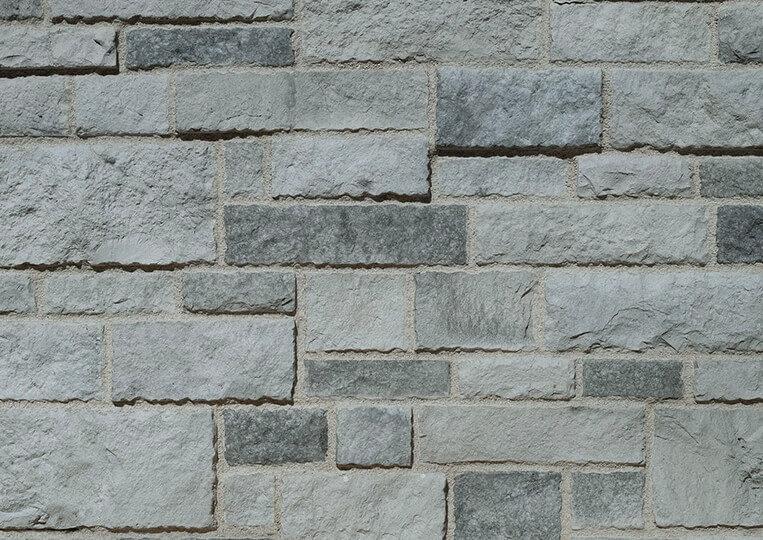 colorado ceniza pierre reconstituée avec joints