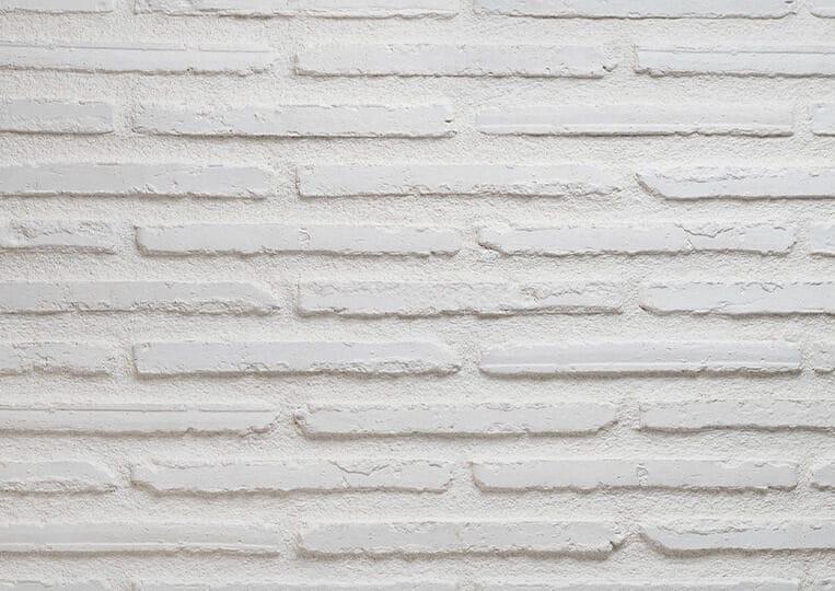 manchester blanco briquettes pierre reconstituée