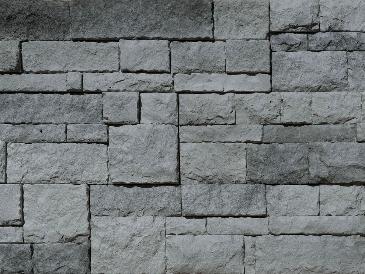 sierra nevada pierre de parement reconstituée de couleur grise