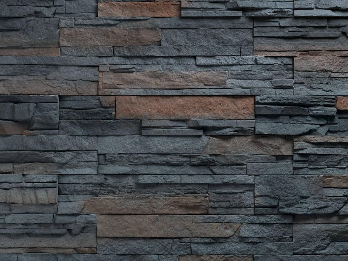 varadero pierre de parement de couleur foncée
